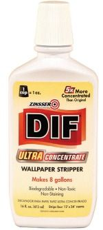DIFR Ultra Concentrate Wallpaper Stripper Is Our Fastest Most Concentrated Remover Makes Gallons Of Formula And Works In Minutes