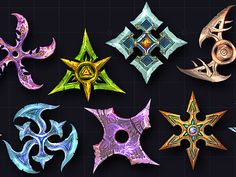 Shurikens Pictures