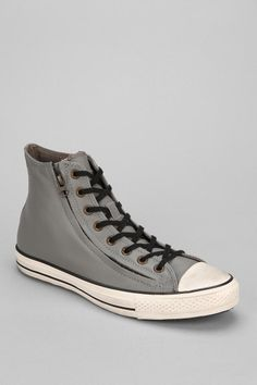Converse Chuck Taylor All Star Zip Leather Men's High-Top Sneaker