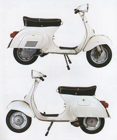 Vespa Primavera, since 1967