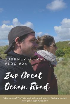 Vlog 24 zieht uns zur Great Ocean Road. Journey, Youtube, Couple Photos, Movies, Movie Posters, Australia, Viajes, Couple Shots, Film Poster