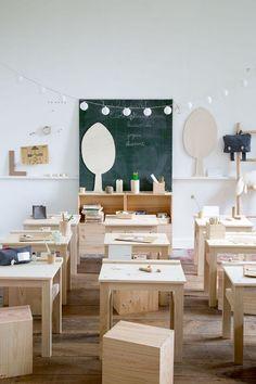 Desks - Children's Furniture of Natural Materials - Petit & Small