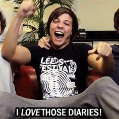hahaha (GIF) , me too Lou, me too(: