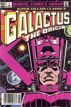 Super-Villain Classics - Galactus the Origin