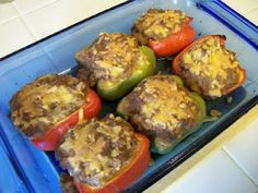 Shelly's Burrito Peppers