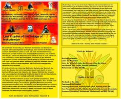 61) And truly, the ‹Goblet of the Truth›, the teaching of the truth, the teaching of the spirit, the teaching of the life makes it clear to you through all its signs (explanations) that you will find the way to the truth of the primal wellspring of all vitalities (Creation) and that you will become one with the truth if you connect your selves (make a bond) with it
