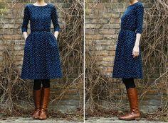 Japan Sew Along [Kleid Nr. 3]