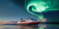 EXPIRED - Enter to Win a 7-day Norway Hurtigruten Voyage for Two. Ends September 30, 2014