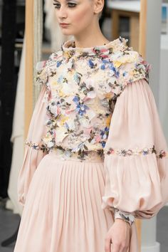 9e9d5c96be559 CHANEL HAUTE COUTURE FALL 2016 Haute Couture Dresses