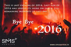 Smsservice.in - Bye Bye 2016