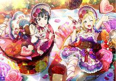 Yoshiko x Mari