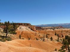 Hiking on the Colorado Plateau, Calendar Sheet January: Bryce Canyon: Queens Garden Trial