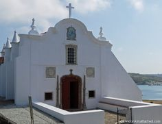 Sines, Alentejo, Portugal - Church Nossa Senhora das Salas