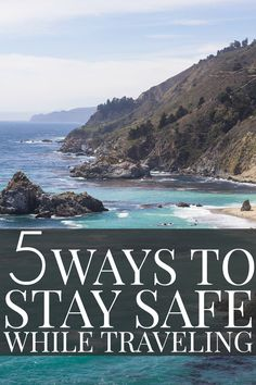 Must Know Ways To Keep Safe While Traveling. If you know someone traveling to a foreign country, pass this post along to them. These trips can truly help out someone, especially if they are solo traveling like I currently am.