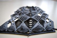 SXSW 2015: These Undulating, 3D-Printed Clothes Are Pretty Amazing | Popular Science