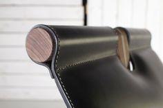 Detail of the Armada armchair