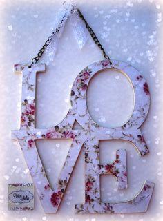 Cartel LOVE  https://www.facebook.com/dulce.soffia