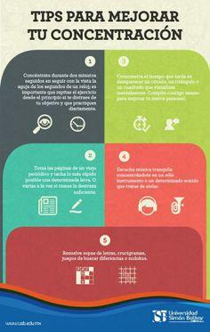 Consejos de la Universidad Simón Bolívar para mejorar tu concentración