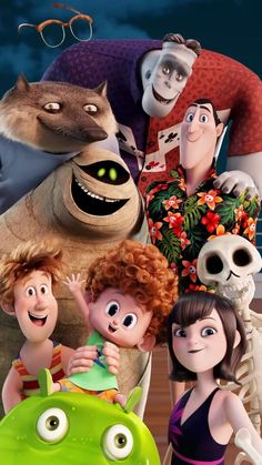 Search for screenings / showtimes and book tickets for Hotel Transylvania Summer Vacation. Images Disney, Disney Pictures, Disney Art, Disney Movies, Disney Phone Wallpaper, Wallpaper Iphone Cute, Disney Princess Drawings, Disney Drawings, Cartoon Pics