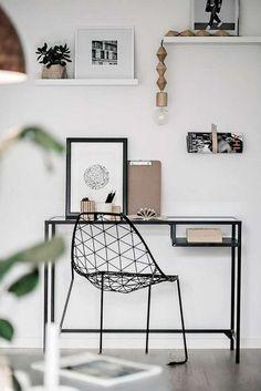 Interior inspiration | Minimalistic | Industrial | Scandinavian | Design | More on Fashionchick