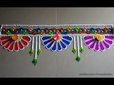 Simple and Easy border rangoli designs Easy Rangoli Designs Videos, Easy Rangoli Designs Diwali, Rangoli Simple, Simple Rangoli Designs Images, Rangoli Designs Latest, Rangoli Designs Flower, Free Hand Rangoli Design, Rangoli Border Designs, Small Rangoli Design