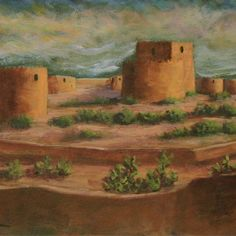 Spanish Fortress AC160703a