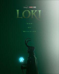 Loki God of Mischief Photo Credits:Loki logo: Marvel Comic BooksLoki Tesseract: HDQ Walls Disney Marvel, Disney Fan, Loki Thor, Loki Laufeyson, Marvel Dc Comics, Marvel Avengers, Loki Gif, Poster Marvel, Disney Girls