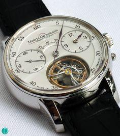 review moritz grossmann benu tourbillon regulator glashutte german watches