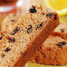 Paximathia Recipe, Biscotti Cookies, Greek Desserts, Crab Dip, Sweet Recipes, Banana Bread, Biscuits, Deserts, Food And Drink