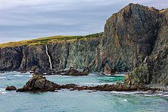 Coastline in St. Lawrence, Burin Peninsula, NL <3