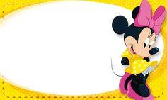 Etiqueta-Escolar-Personalizada-Minnie-Rosa para descargar gratis