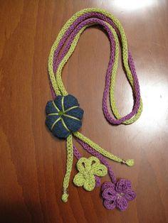 collie en tricotin et fleur paupiette