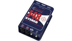 Musikmesse 2015: Radial J48 Stereo - DI-Box für zwei Kanäle - http://www.delamar.de/musik-equipment/radial-j48-stereo-27391/?utm_source=Pinterest&utm_medium=post-id%2B27391&utm_campaign=autopost