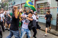 Qual é a cara dos protestos dos últimos dias pelo impeachment na Paulista? — Agência Democratize — Medium
