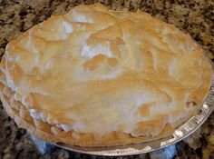 Orange Meringue Pie Recipe-Another Blue Ribbon Winner-this from Gaynel Mohler, Junction City, OH . Check it Out!