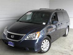 2010 Honda Odyssey, Blue, 17646718