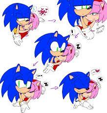 Resultado de imagen para Sonic y amy comic