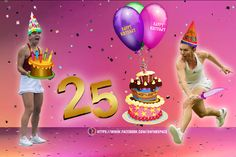 Happy birthday, #SimonaHalep! #25