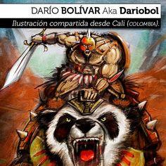 Ilustración. Imagen fantástica de DARÍO BOLÍVAR Aka Dariobol  Ilustración compartida desde Cali (COLOMBIA).    Leer más: http://www.colectivobicicleta.com/2012/09/ilustracion-de-dario-bolivar-aka_25.html#ixzz27VMoFVff