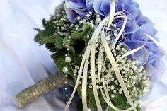 Nachgefragt wie nie: Hortensien für Brautstrauss und Hochzeitsdekoration. Foto: JMG / pixelio.de