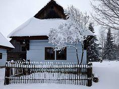 Zima v Pribyline :) autor fotografie: Ivan Nemcok