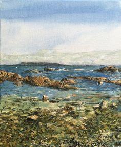Gallery: Scenes - Paint for Me Dublin Bay, House Painting, Rocks, Lens, Oil, Landscape, Portrait, Gallery, Water