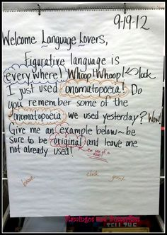 responsive classroom morning message... Can be used for any subject or lesson! Neat!!