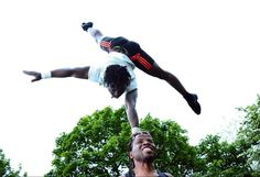 Free circus skills workshops will be on the Moor Weds 29 July 10-4pm and on Thurs 30 July in Kimberley Park as part of the Family Active Day there. Swamp Circus #ZestiFAL