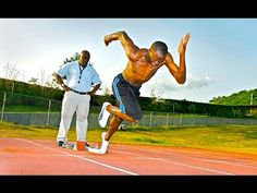 Usain Bolt: Training Program And Diet -