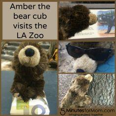 LA Zoo Tour #DisneyNature