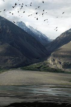 Waakhan Valley, Afghanistan