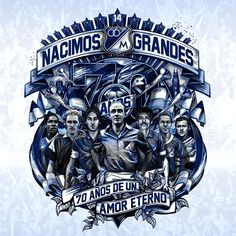 Millonarios FC 70 Años Bmx, Real Madrid, Marines, History, Instagram Posts, Movie Posters, Gravity Falls, Hearth, Grinch