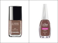 Versões mais baratas de cosméticos
