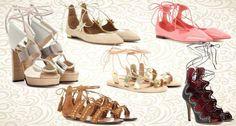 Per la primavera/estate arrivano le lace up   cottoncandystyle.com   Bloglovin'